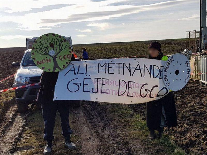 alerte forage spot de Kolbsheim - lutte anti GCO