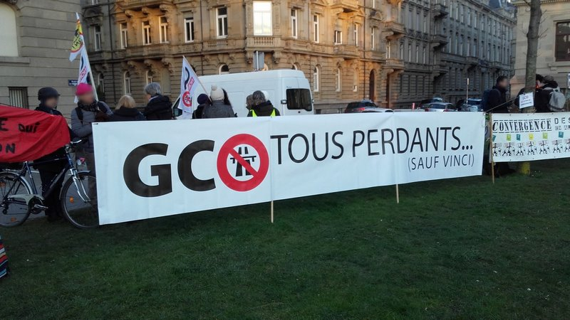 rassemblement préfecture strasbourg